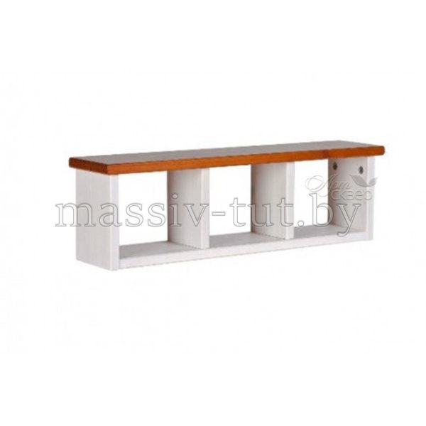Полка Паула Д1144, АртСквер, массив, мебель