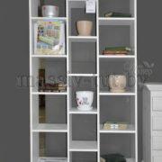 Полка прямая  Комби Д3405-2, АртСквер, массив, мебель 3
