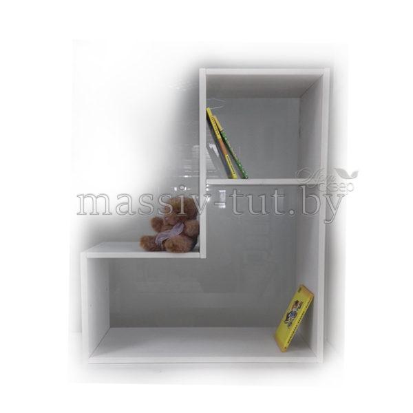 Полка-6 Д3404, АртСквер, массив, мебель 1