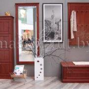 Скамья Индра Д2188, АртСквер, массив, мебель 2