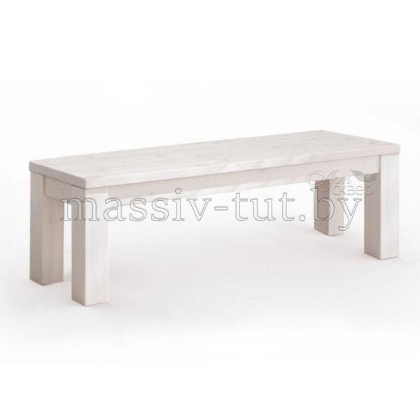 Скамья Мэдисон Д2247, АртСквер, массив, мебель