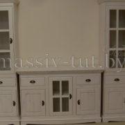 Тумба Клаудиа Д7112-16, АртСквер, массив, мебель 1