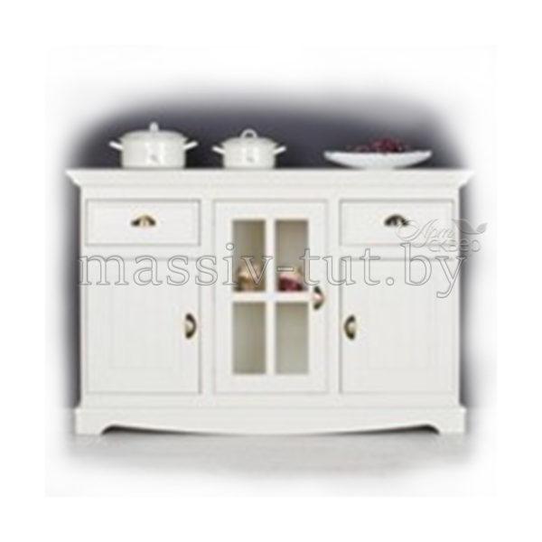 Тумба Клаудиа Д7112-16, АртСквер, массив, мебель