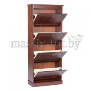 Тумба для обуви Индра Д2126, АртСквер, массив, мебель 1