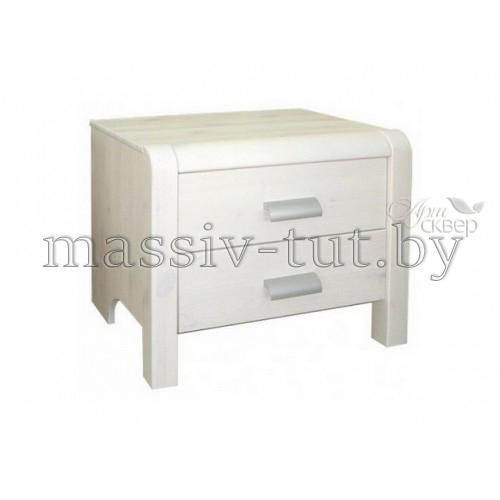 Тумба прикроватная Мадейра Д2128, АртСквер, массив, мебель
