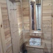 Тумба-скамья Ленни Д7110-1, АртСквер, массив, мебель 3