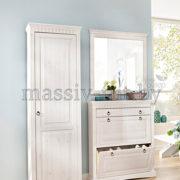 Шкаф  Неаполь Д 7111-04, АртСквер, массив, мебель 2