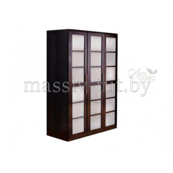 Шкаф Париж Д6202, АртСквер, массив, мебель