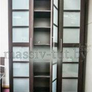 Шкаф Париж Д6202, АртСквер, массив сосны, мебель 1