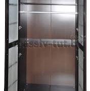 Шкаф Париж Д6203, АртСквер, массив, мебель 1