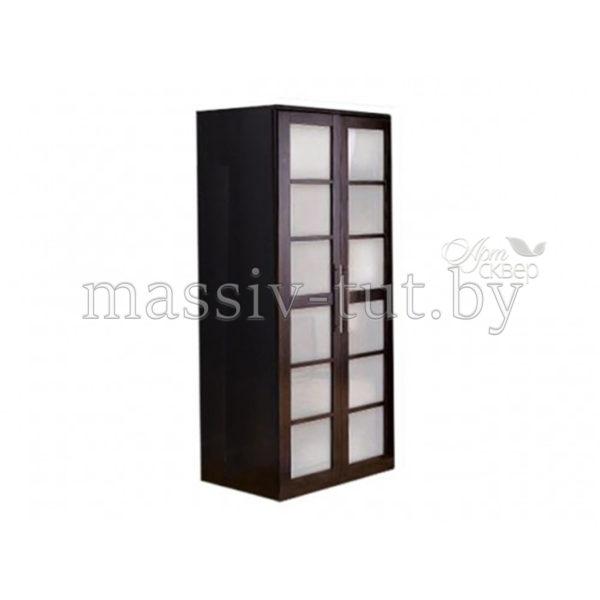 Шкаф Париж Д6203, АртСквер, массив, мебель