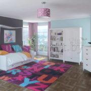 Шкаф Сиело 77318, АртСквер, массив, мебель 4