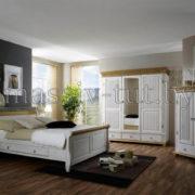 Шкаф Хельсинки 3M, 3GTM, АртСквер, массив, мебель 1