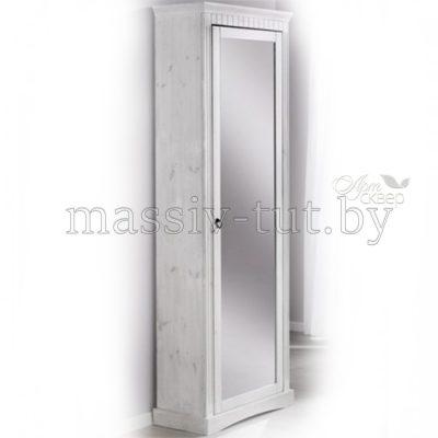 """Шкаф для обуви """"Неаполь"""" Д7111-05 из массива сосны"""