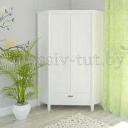Шкаф угловой Сиело 77320, АртСквер, массив, мебель 2
