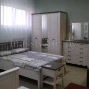 Шкаф 3-хдверный Саргас Д7146-2, АртСквер, массив, мебель  2