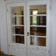 д44 дверь остекленная ПМЦ распашка