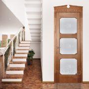 д7-3 дверь остекленная ПМЦ