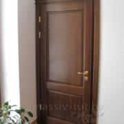 ол13 дверь ПМЦ глухая 15% орех