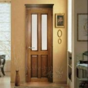 ол15 дверь межкомнатная ПМЦ остекленная главная