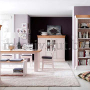 Стол Бостон 180, гостиная, столовая, масиив, мебель, АртСквер 1