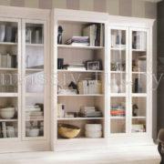 Двери шкафа Бостон , гостиная, столовая, массив, мебель, АртСквер 1