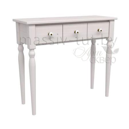 стол пристенный, туалетный столик, консолеа-3, консолея-3, ммц