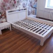 Кровать Фьорд 140, АртСквер, массив, мебель 1