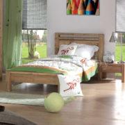 Кровать Фьорд 90, АртСквер, массив, мебель, детская 2