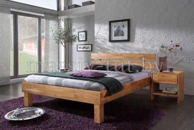 """Кровать из массива дуба """"Джудит"""" 160х200"""