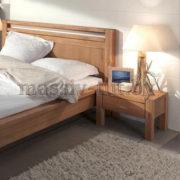 Тумба прикроватная Фьорд, АртСквер, массив,мебель 1