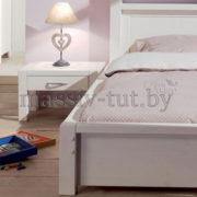 Тумба прикроватная Фьорд, АртСквер, массив,мебель 2
