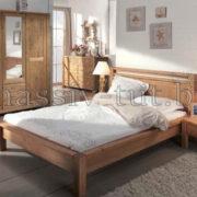 Тумба прикроватная Фьорд, АртСквер, массив,мебель 3