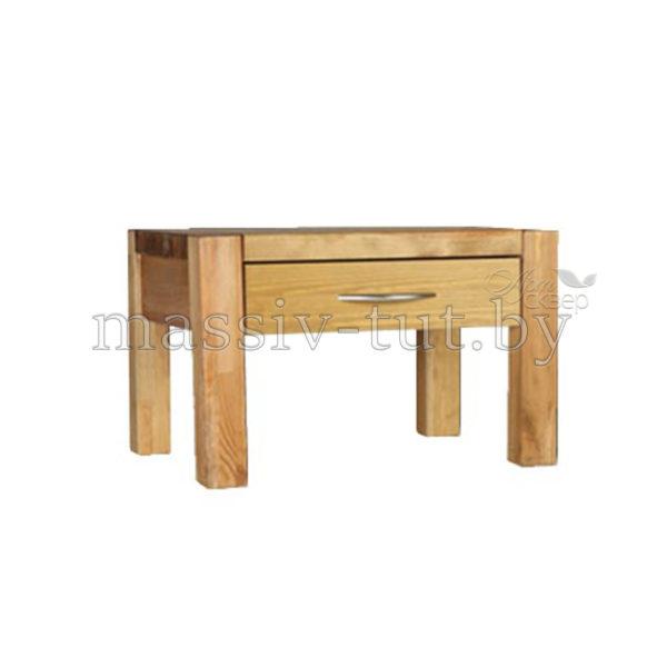 Тумба прикроватная Фьорд, АртСквер, массив,мебель