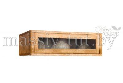 """Шкаф навесной """"Лозанна 22"""" из массива дуба"""