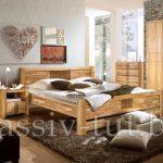 Кровать из массива дуба «Валенсия» 4