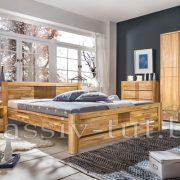 Кровать из массива дуба «Валенсия» 5