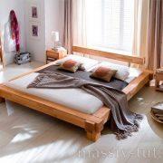 Кровать из массива дуба «Виктория» 12