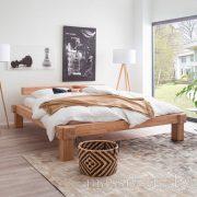 Кровать из массива дуба «Виктория» 11