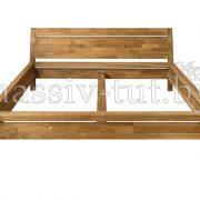 Кровать из массива дуба «Бриджит» 1