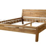 Кровать из массива дуба «Бриджит» 2