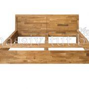 Кровать из массива дуба «Некст» 2