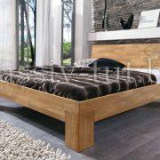 Кровать из массива дуба «Сара» 4
