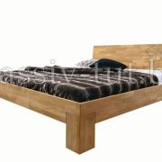 Кровать из массива дуба «Сара»