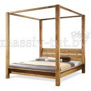 Кровать из массива дуба «Севилья + » 3