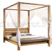 Кровать из массива дуба «Севилья + » 5