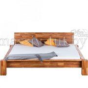 """Кровать из массива дуба """"Стокгольм"""""""