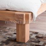 Кровать из массива дуба «Виктория» 10