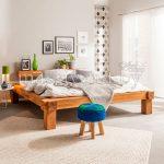 Кровать из массива дуба «Виктория» 6