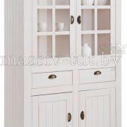 Шкаф с витриной «Роми» Д7187-3 5